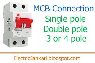 MCB Connection